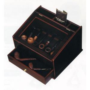 パイプキャビネット HL−60 【喫煙具・パイプ用品】|lapierre