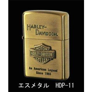 Zippo ハーレーダビッドソン エスメタル HDP-11 【喫煙具・オイルライター】|lapierre