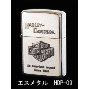 Zippo ハーレーダビッドソン エスメタル HDP-09 【喫煙具・オイルライター】|lapierre