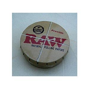 RAW 丸缶ケース (喫煙具・手巻きたばこ用品)|lapierre