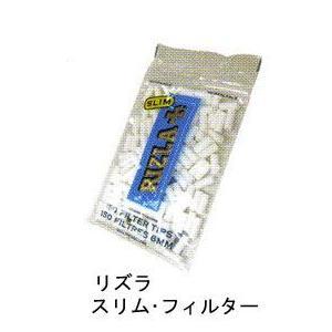 リズラ スリム・フィルター 【喫煙具・手巻きたばこ用品】|lapierre