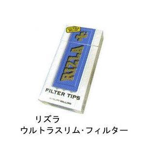 リズラ ウルトラスリム・フィルター 【喫煙具・手巻きたばこ用品】|lapierre