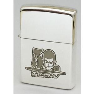 ルパン三世 Zippo 誕生50周年ロゴLOGO|lapierre