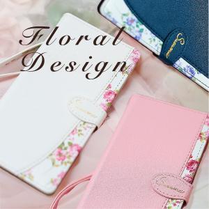 iPhoneX ケース 手帳型 iPhone8 iPhone7 花柄デザイン 薔薇  iPhone6...