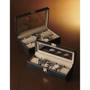 ウォッチケース(5本用) 腕時計ケース おしゃれ 父の日|lapin-happy-jewelry