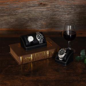 ウォッチスタンド(2本用) 腕時計スタンド ディスプレイ 父の日|lapin-happy-jewelry