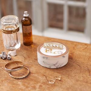 在庫限り ジュエリーボックス ジュエルケースL ディスプレイ おしゃれ アクセサリーケース lapin-happy-jewelry