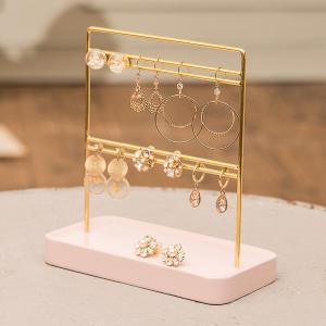 アクセサリースタンド ピアス&イヤリングスタンド イヤリング ピアス ピアススタンド イヤリングスタンド ディスプレイ|lapin-happy-jewelry