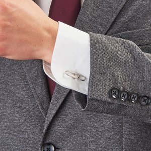 カフスボタン クリップ おしゃれ 結婚式 カフス 父の日|lapin-happy-jewelry