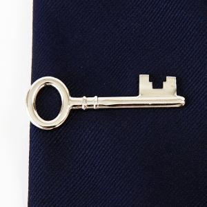ネクタイピン 鍵 おしゃれ ユニーク プレゼント 父の日|lapin-happy-jewelry