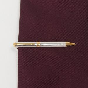 ネクタイピン ボールペン かめら おしゃれ ユニーク プレゼント 父の日|lapin-happy-jewelry