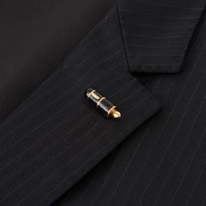 ラペルピン 万年筆 おしゃれ 結婚式 お父さん 彼氏|lapin-happy-jewelry