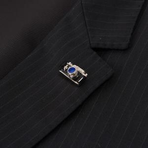 ラペルピン カメラ おしゃれ 結婚式 お父さん 彼氏 lapin-happy-jewelry