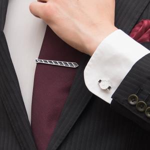 タイピン&カフスセット ネクタイ&腕時計 おしゃれ ユニーク プレゼント  父の日|lapin-happy-jewelry