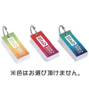 STAD 単語カード SC108 lapiz