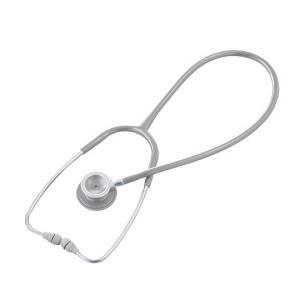 ナビス 聴診器 NO.126II グレー 0-4076-23|laplace