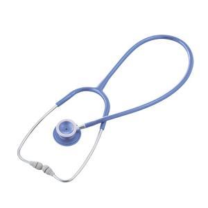 ナビス 聴診器 NO.126II セイルブルー 0-4076-24|laplace
