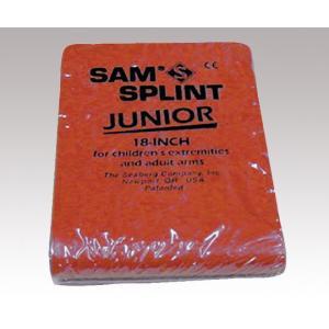 ●副木●型番:SAM1410●規格:ジュニア●サイズ(mm):約108×475×5●材質:アルミニウ...