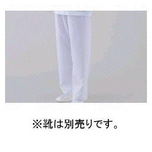アズピュア CRパンツ TPW 白 M 1-2266-01|laplace