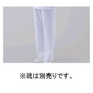 アズピュア CRパンツ TPW 白 L 1-2266-02|laplace
