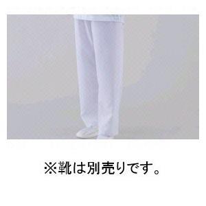 アズピュア CRパンツ TPW 白 3L 1-2266-04|laplace
