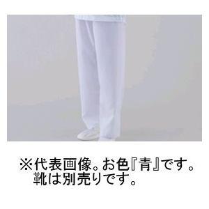 アズピュア CRパンツ TPB 青 M 1-2267-01|laplace
