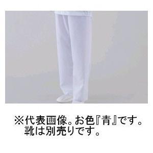 アズピュア CRパンツ TPB 青 L 1-2267-02|laplace