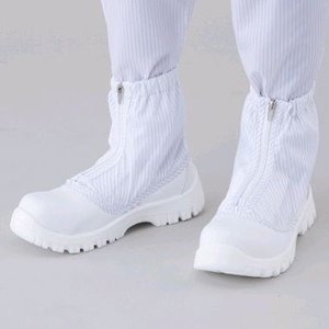 アズピュア クリーン安全ブーツ ショートタイプ TCBS-S 23.0cm 1-2268-03|laplace