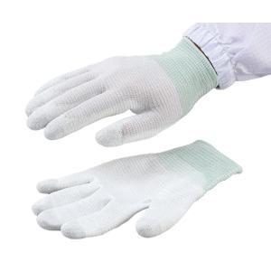 アズワン アズピュアPUコート導電ライン手袋・手の平コートタイプ LL 1-4796-01|laplace