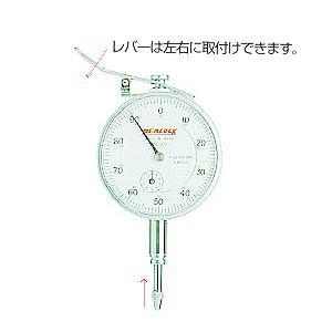 PEACOCK(尾崎) 標準型ダイヤルゲージ JIS B 7503 107-LL|laplace