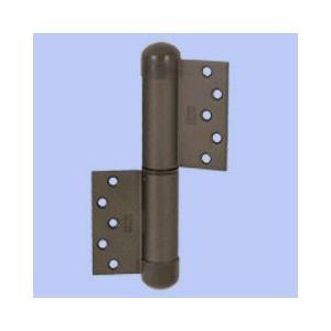 日東工器 ヒンジ丁番型 左開き ブロンズ 110-L-B-PC|laplace
