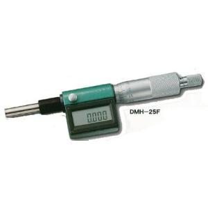 新潟精機 デジタルマイクロメーターヘッド DMH-25F|laplace