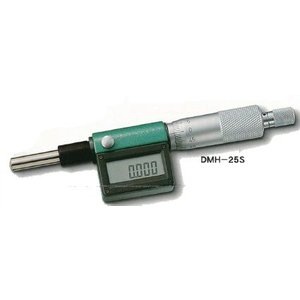 新潟精機 デジタルマイクロメーターヘッド DMH-25S|laplace