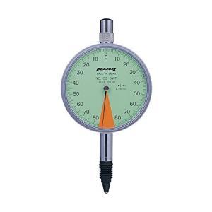 PEACOCK(尾崎) 指針1回転未満ダイヤルゲージ Zシリーズ 15Z-SWF|laplace