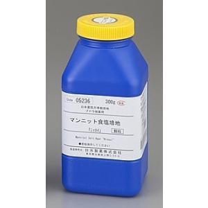 アズワン 粉末培地マンニット食塩培地 2-3789-03|laplace