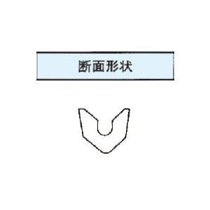 日本バルカー工業  布入り合成ゴムVパッキン V2630 VNF-27 材質:25CB
