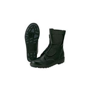 シモン 安全靴 長編上靴マジック式 SS38XTR防災用 26.0cm SS38XTR26.0