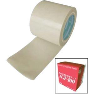 チューコーフロー PTFE粘着テープ ガラスクロスコーティング AGF100-13X100|laplace
