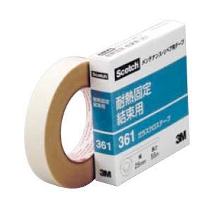 住友スリーエム ガラスクロステープ 361 0.19X50X55m|laplace
