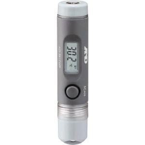 ●入数:1個●測定温度範囲(℃):-33〜180●温度最小表示(℃):0.2/1●電源:LR44形ボ...