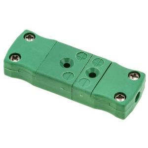 RS 熱電対コネクタ タイプK熱電対用 455-9786|laplace