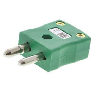 RS 熱電対コネクタ タイプK熱電対用  455-9988|laplace