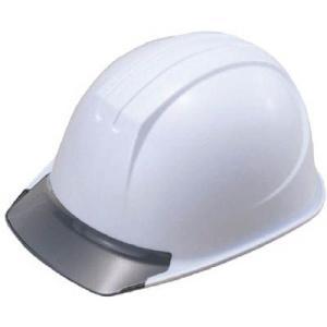 谷沢製作所 エアライト搭載ヘルメット(PC製・透明ひさし型) 161-JZV-V2-W3-J|laplace