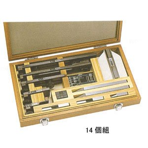 Mitutoyo(ミツトヨ) 長尺ゲージブロックアクセサリセット (BMX-S1) 516-605|laplace