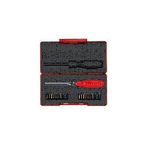 PB SWISSTOOLS ツイスターラチェットドライバー(ビット付セット) 8510R-100SET|laplace