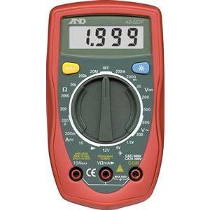 A&D デジタルマルチメーター AD-5529|laplace