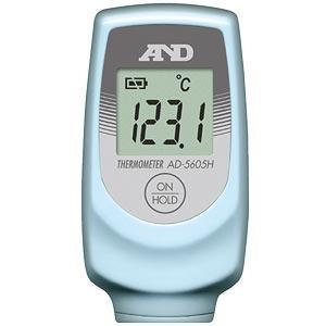 A&D 熱電対温度計(Kタイプ) AD-5605H|laplace