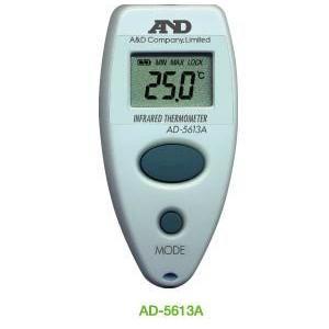 A&D  赤外線放射温度計 (ブルー) AD-5613A|laplace