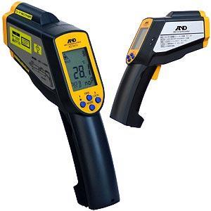 A&D 赤外線放射温度計 AD-5616|laplace