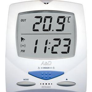 A&D  デジタル温度計 AD-5646A|laplace